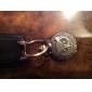 Женские Карманные часы Модные часы Кварцевый Группа Винтаж Сова Бронза Бронзовый
