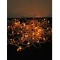 18m 180 conduit coloré lumière 8 modes étincelles féerique de noël guirlande lumineuse (220v)