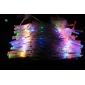 100-luz led 10m colorido de 8 modos lâmpada LED string (220v)
