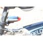 Eclairage de Vélo / bicyclette Lampe Arrière de Vélo LED Cyclisme Rechargeable Lumens Chargeur CA Solaire Cyclisme-Eclairage