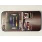 아이폰 4와 4S (은행 카드)에 대한 보호 하드 ABS 케이스