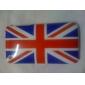 uk nacional caso o projeto da bandeira difícil para iPhone 3G e 3GS (multi-cores)