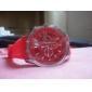 Women's PU Analog Quartz Wrist Watch (Red) Cool Watches Unique Watches