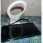 휴대 전화 홀더 스탠드 마운트 데스크 휴대 전화에 대 한 다른 플라스틱 아이폰 8 7 삼성 갤럭시 s8 s7