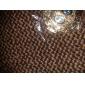Antique Copper Vintage Owl Zircon Necklace