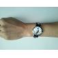 Дети Модные часы Кварцевый силиконовый Группа Мультфильмы Черный бренд-