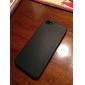 아이폰 5에 대한 가죽 표면 tpu 소프트 케이스