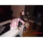 Собака Ботинки и сапоги ковбой Мода камуфляж Розовый