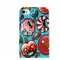 Etui Rigide Motif Sucreries pour iPhone 4/4S