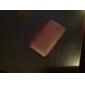 cas litchi modèle dur pour iPhone 3G et 3GS (brun)