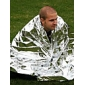 Emergency Insulation Survival Blanket, Waterproof and Windproof Mylar Waterproof Emergency Rescue Space Foil Thermal Blanket 83
