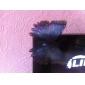 Светящиеся в темной бабочки 6pcs домой 3d бабочка стены наклейки с штифтом&магнит шторы холодильник украшения
