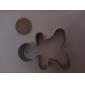 1pcmetallic kid shaped cake biscuit cookie cutter kitchen supplies