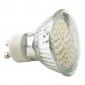 GU10 2.5 W 60 SMD 3528 180 LM Natural White MR16 Spot Lights AC 220-240 V
