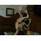 Quebra-cabeças Quebra-Cabeças 3D / Quebra-Cabeças de Madeira Blocos de construção DIY Brinquedos Dinossauro Madeira BegeModelo e Blocos