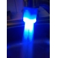 Stylish Water Powered Kitchen LED Faucet Light (Plastic, Blue)