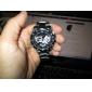 Men's Watch Quartz Silver Alloy Band Dress Watch Wrist Watch Cool Watch Unique Watch Fashion Watch