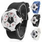 Kids' Quartz Analog Football Style Strap Watch Dial Silicone Band Wrist Watch (Assorted Colors) Cool Watches Unique Watches Fashion Watch