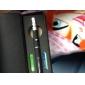 2 в 1: лазерная указка с зеленым лучом и узорными насадками, 5mw, 532nm, 2хААА