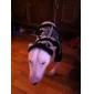 Собаки Брюки Черный Одежда для собак Весна/осень Черепа Косплей