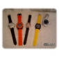 Unisex Casual Style Silicone Band Quartz Wrist Watch (Assorted Colors) Cool Watches Unique Watches