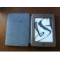 Classic PU Leather Protective Case for Amazon Kindle Touch
