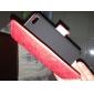 padrão de capa de couro de banda desenhada bonito pu para o iphone 5/5s (cores sortidas)