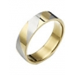 Кольца,Классические кольца,Бижутерия Сплав Золотой / Серебряный Мужчины