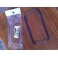 Pára-Choques Ultra Fino para iPhone 4 e 4S (Várias Cores)
