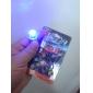 Superklar och blinkande LED-däckslampa (2 pack)