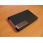 Шикарный, черный держатель для визитных карточек