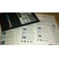 Proteção de Tela Anti-Riscos À Prova de Pó de 7 Polegadas para Samsung Galaxy Tab2 P3100