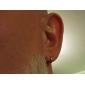 eruner®men의 티타늄 스틸 황금 펑크 귀걸이