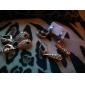 Lureme®Fashion Austrian Diamond Pierced Earrings