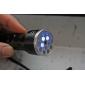 Linterna CSI de 15 LEDs y 3 Modos con Ultravioleta y Láser (10440, AAA)