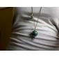 Femme Pendentif de collier Cuivre Verre Alliage Mode Bijoux Pour Quotidien 1pc
