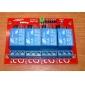 Board de Expansão Arduino 5V Relay com 4 Canais
