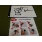 Lovely Dinosaur Pattern Protect Skin Sticker for 11