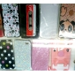 Etui en Strass pour iPhone 4/4S - Couleurs Assorties