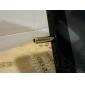 banhado a ouro fêmea de 3,5 mm para 2,5 milímetros adaptador macho