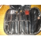 Professional Brush Set with Pouch (7-Piece)