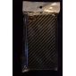 Electroplated Stripe Patterned Back Cover and Mirror Flame for iPhone 4 and 4S (Assorted Colors)