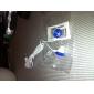 Star In-Ear Stereo Earphone for MP3/MP4 (Blue)