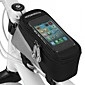 ROSWHEEL Bicycle Beam Tube Bag Mobile Phone Package