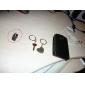 In-Ear Stereo Earphones for iPhone 6 iPhone 6 Plus (Orange)