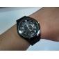 Relógio Quartz Unisexo - Preto