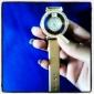Женские аналоговые кварцевые часы (разные цвета)