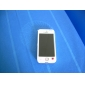 urso padrão caso de corpo inteiro destacável rosa duro para o iPhone 5/5s