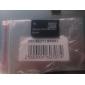 MS 프로 듀오, 메모리 카드 어댑터 듀얼 마이크로 (검은 색)