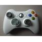 controle sem fio para Xbox 360 (caixa de varejo, branco)